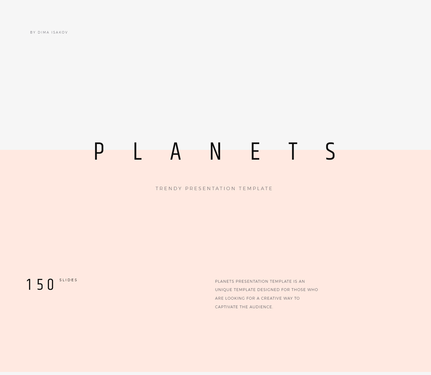 The Top 27 Free Minimal Powerpoint Templates 2019