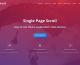 Single Page Scroll