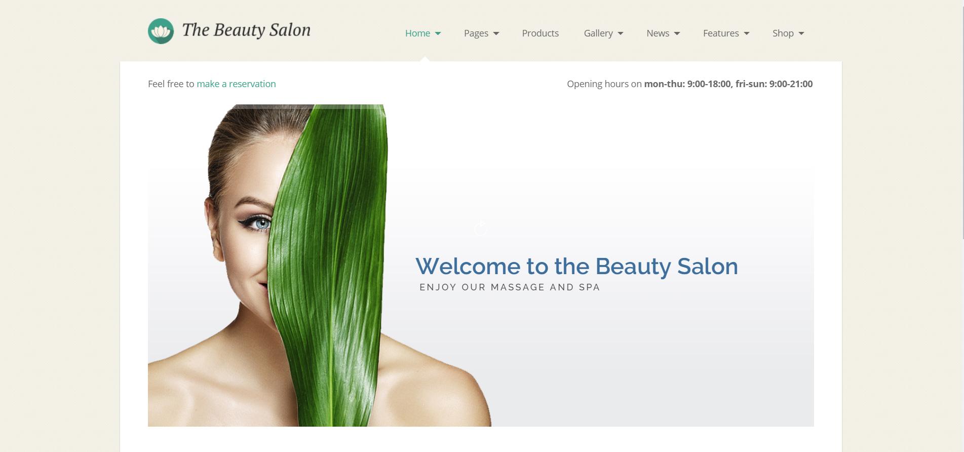 14. The Beauty Salon
