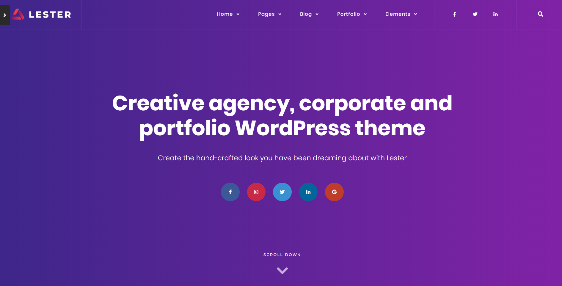 Creative WordPress