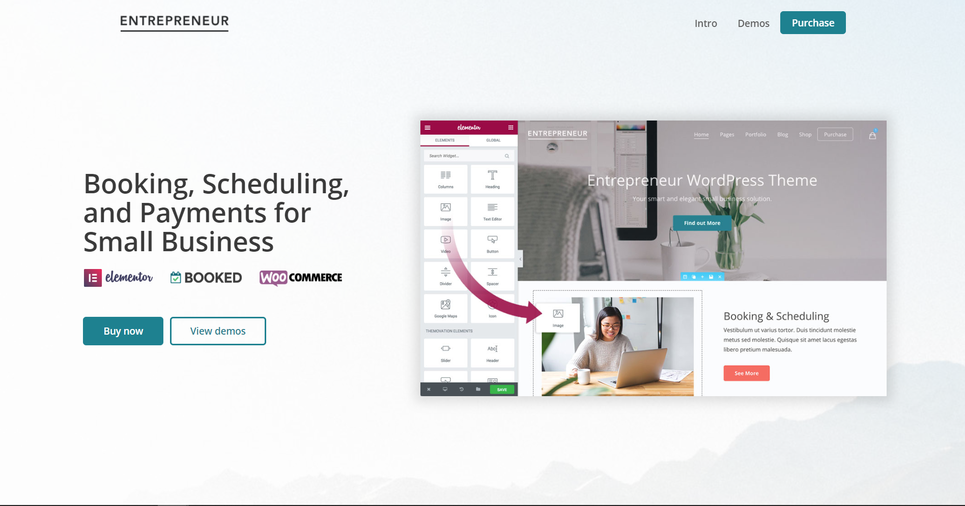 40. Entrepreneur - Booking for Small Businesses