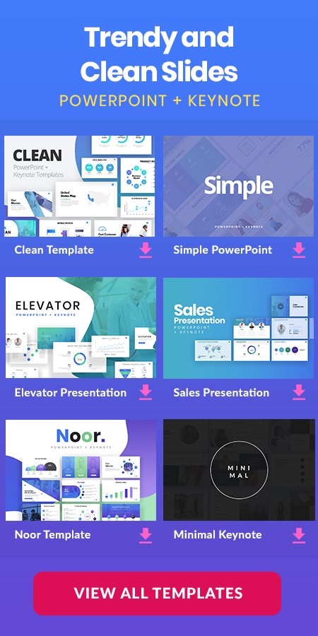 PowerPoint and Keynote Templates