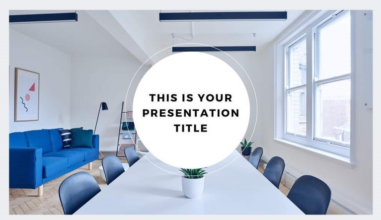 Strategy Free Business PowerPoint