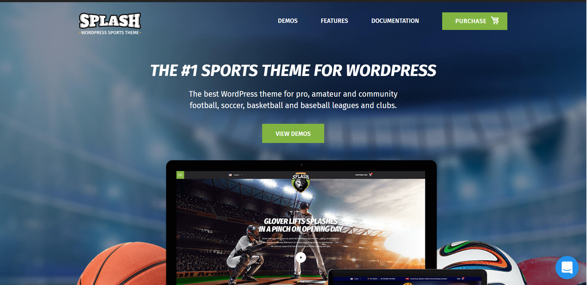 Corporate WordPress