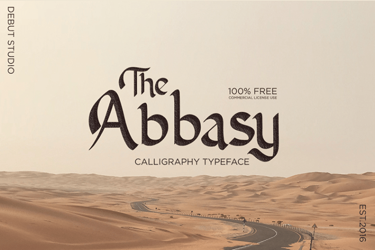 Best Free Caligraphy Fonts