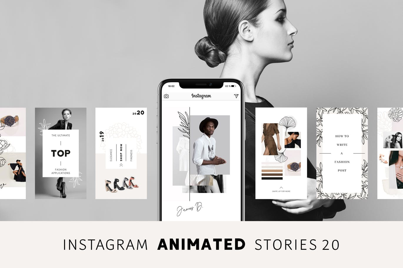 Best Instagram Stories Templates