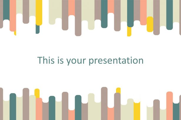 Pitch Deck Free Presentation Template