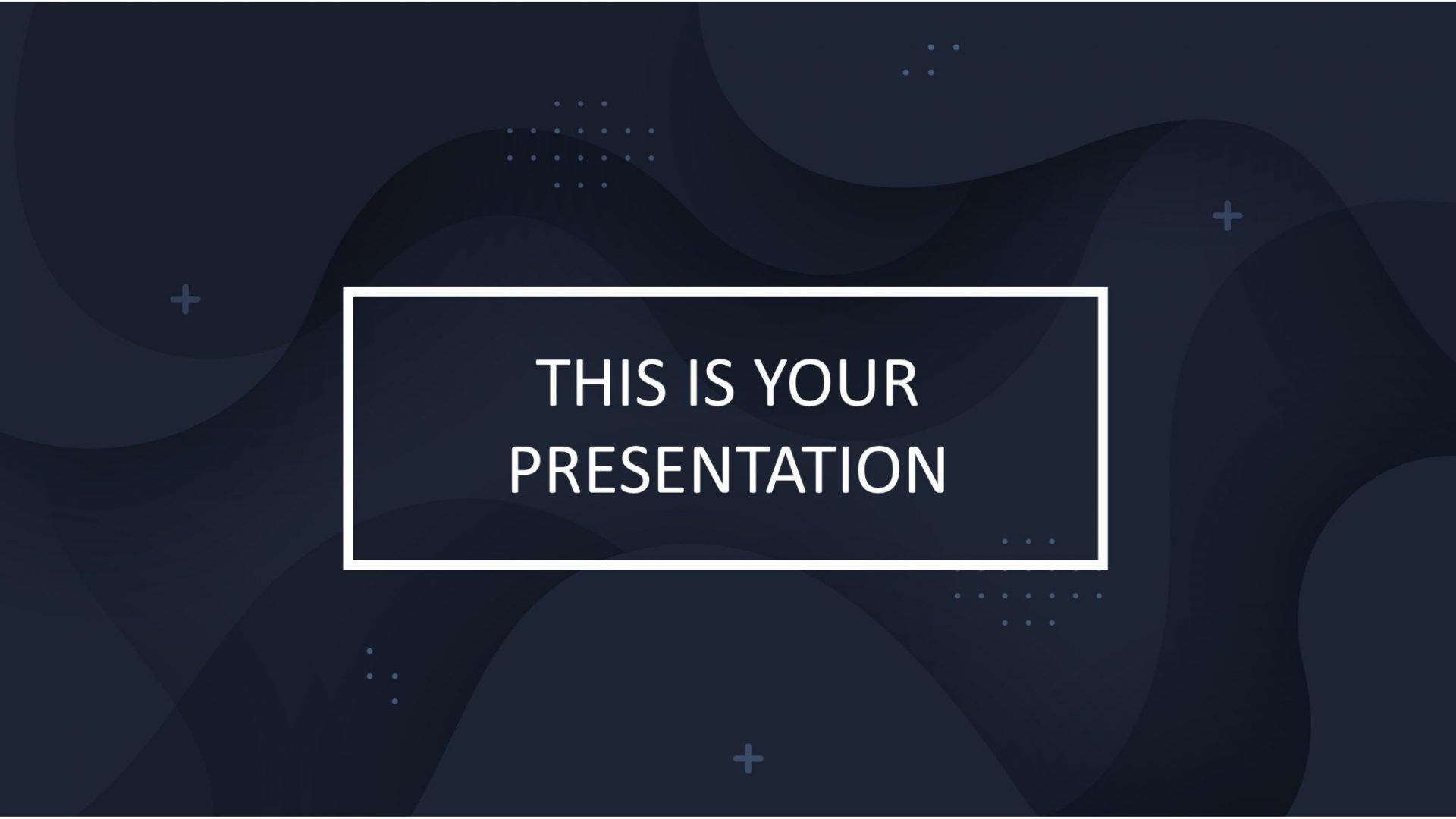 Pitch Deck Free PowerPoint Template