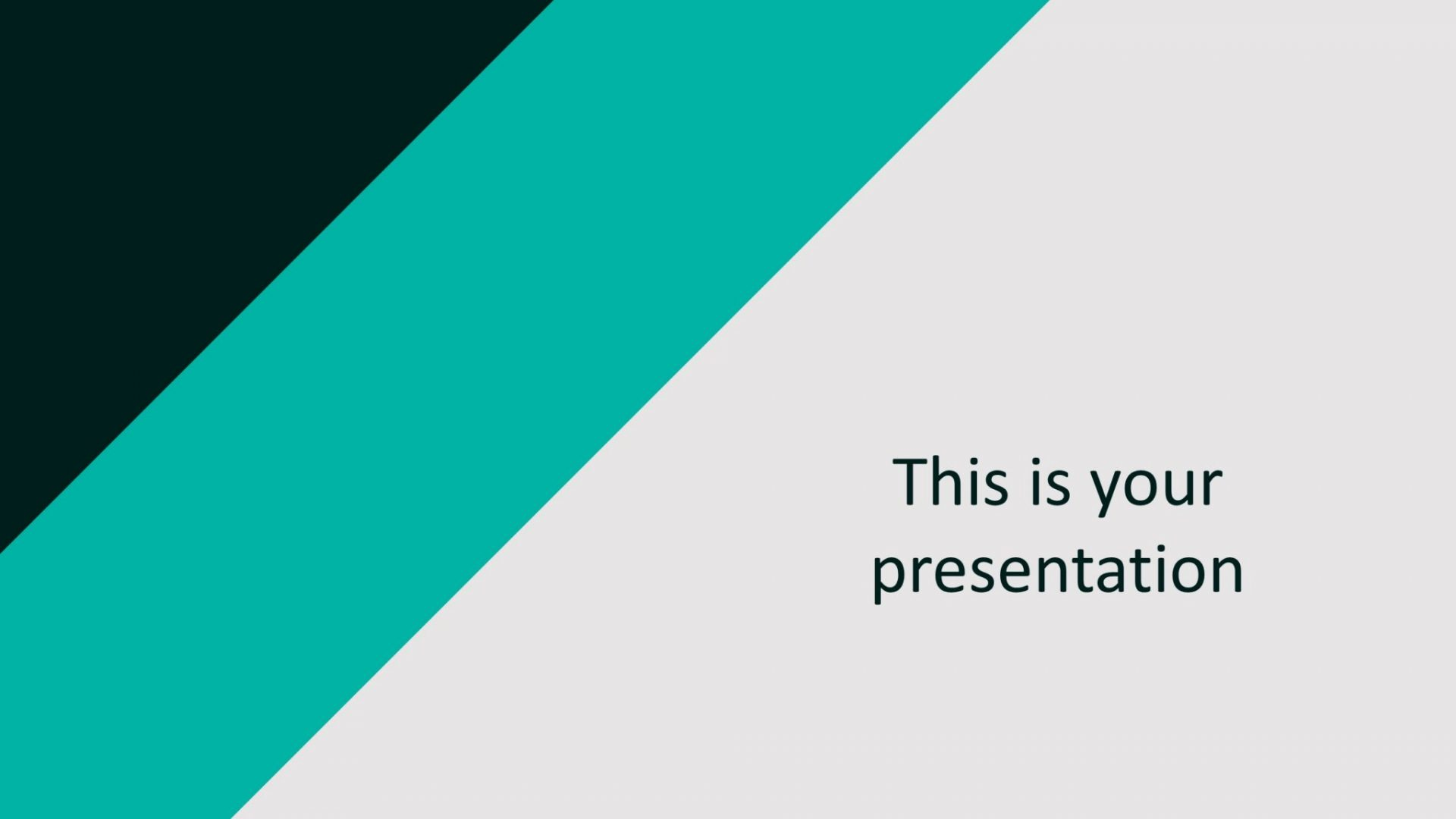 Free Pitch Deck Presentation