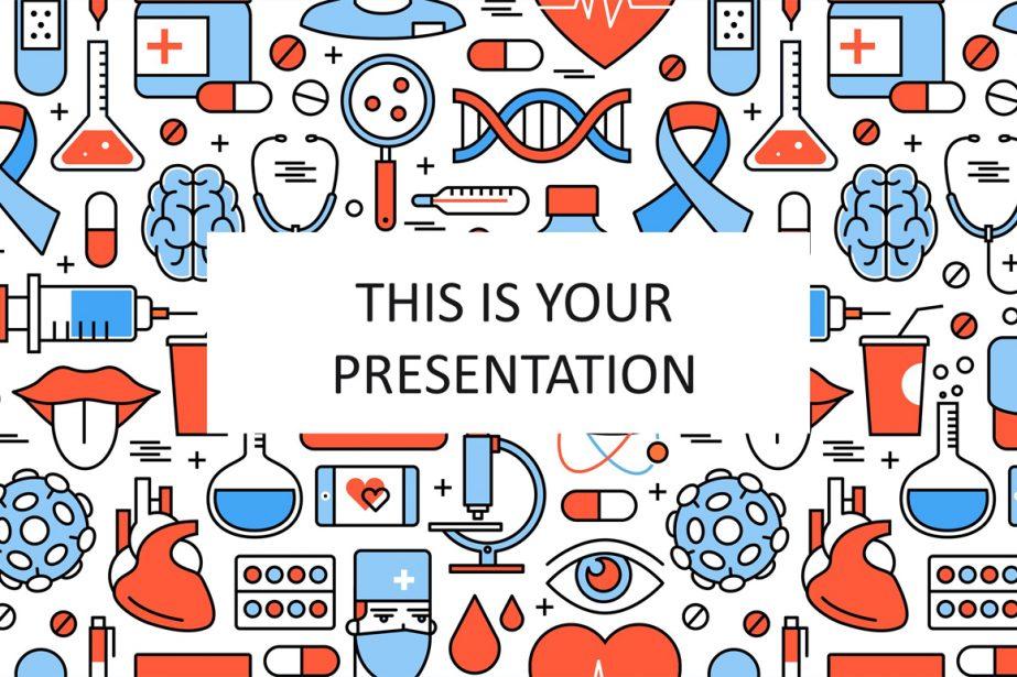Medicine Free Presentation Template