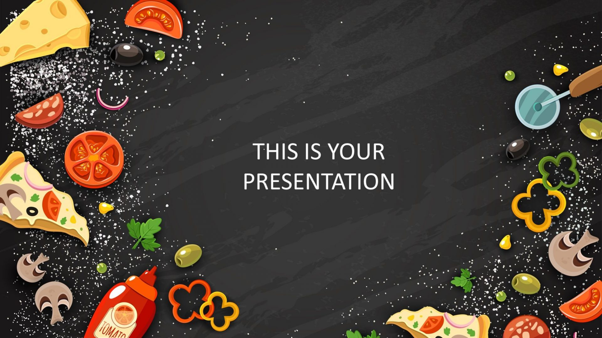 Free Kitchen Presentation Template