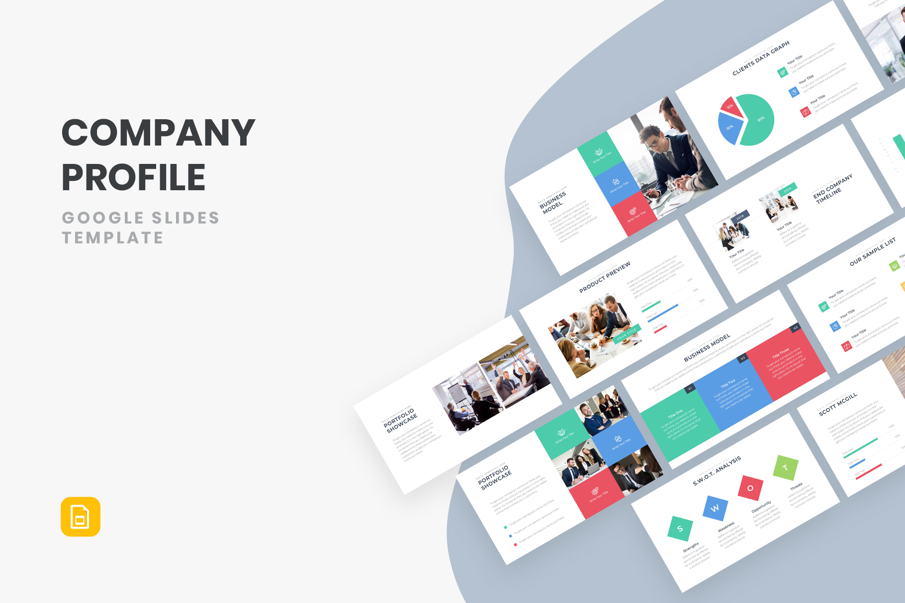 Business Google Slides
