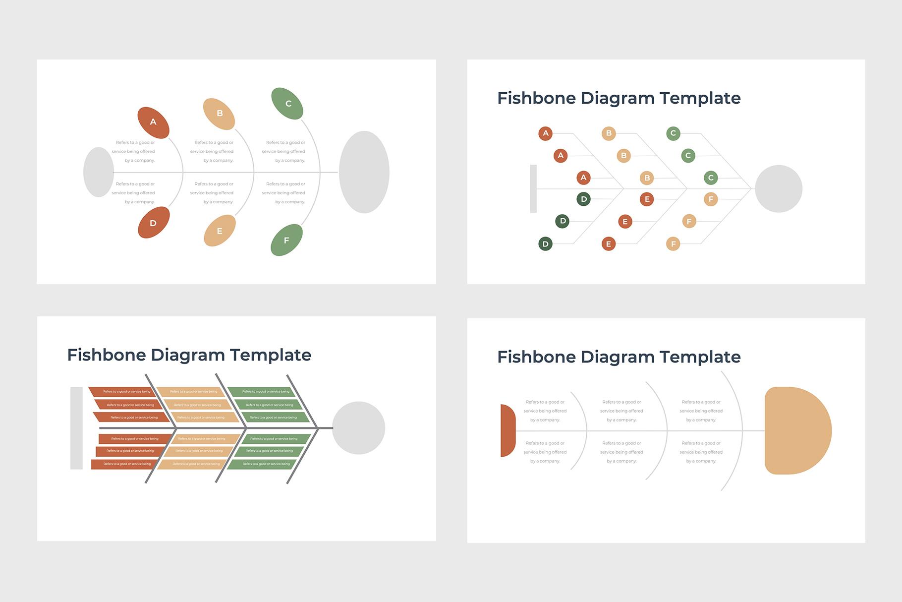 Best Fishbone Infographics