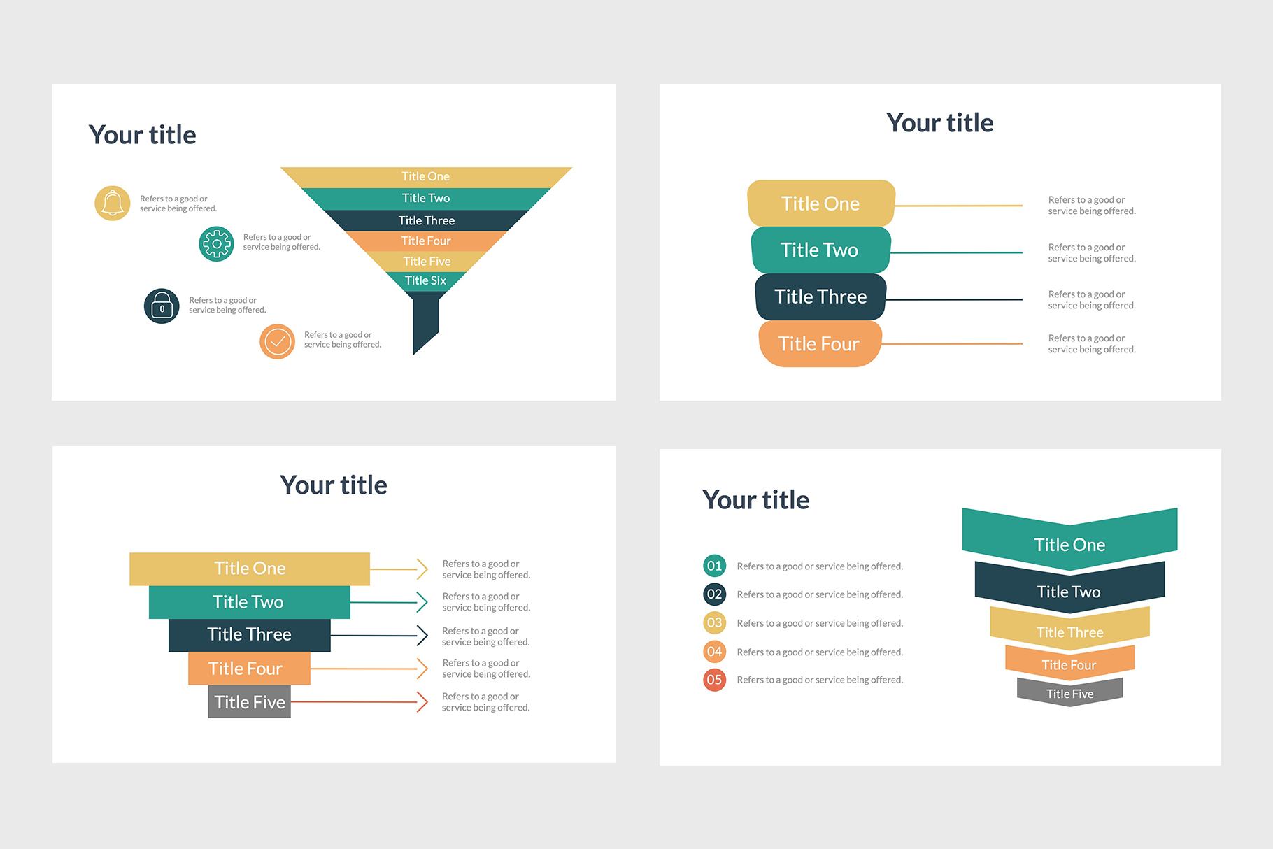 Great Funnels Infographics