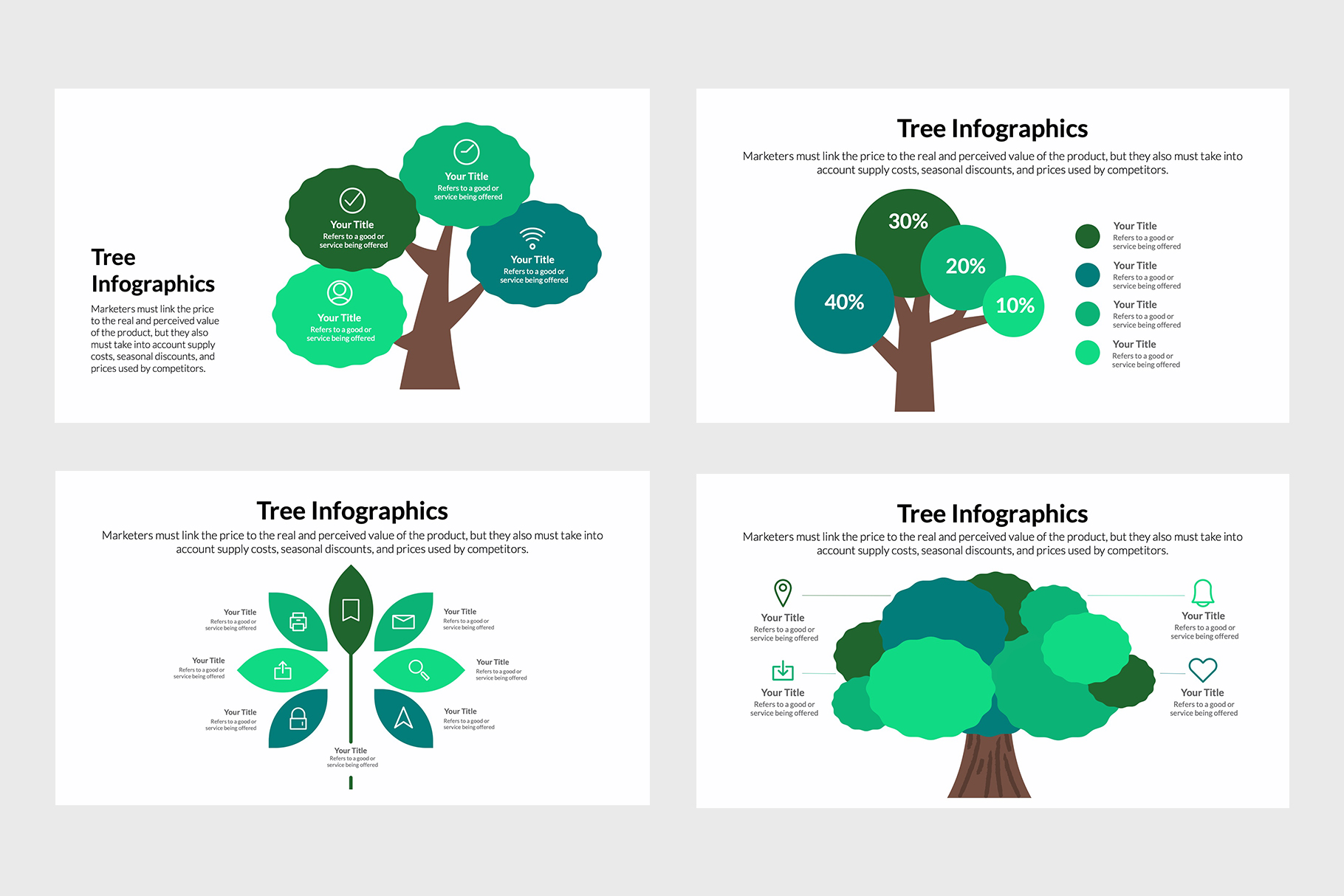 Creative Tree Diagrams