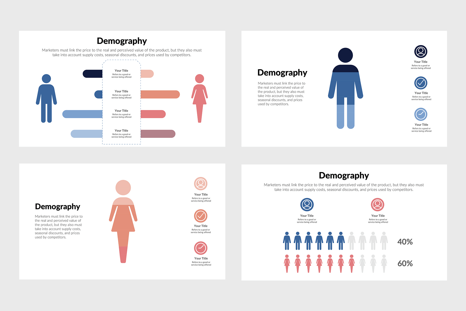 Great Demographic Infographics