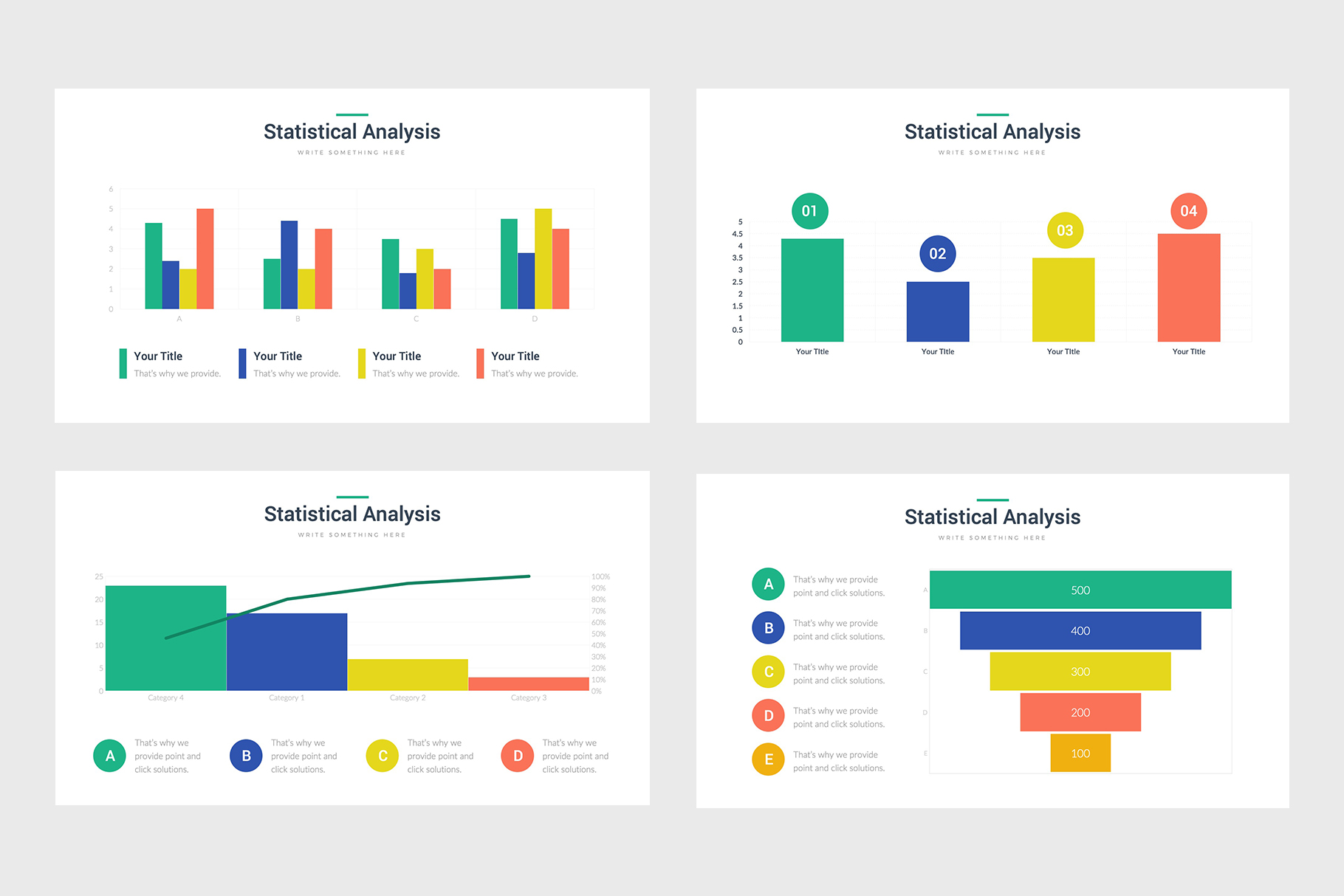 Best Bar Charts for PowerPoint