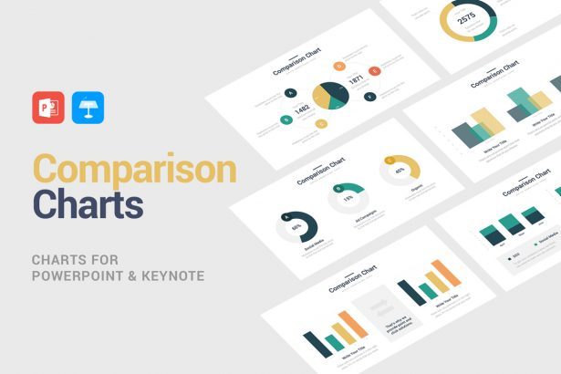 Great Comparison Charts for PowerPoint