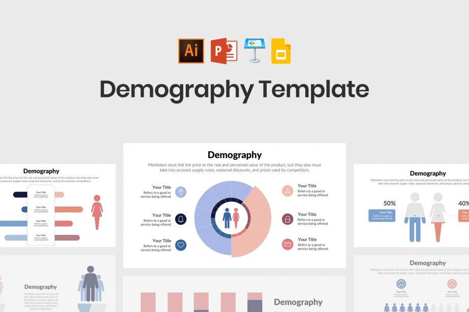 Great Demographic Infographics