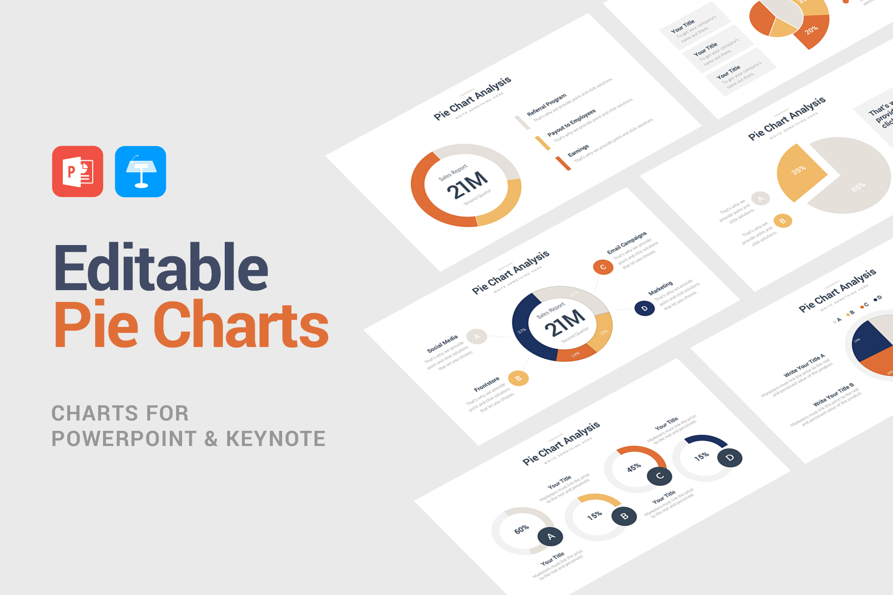 Best Pie Charts for Your PowerPoint