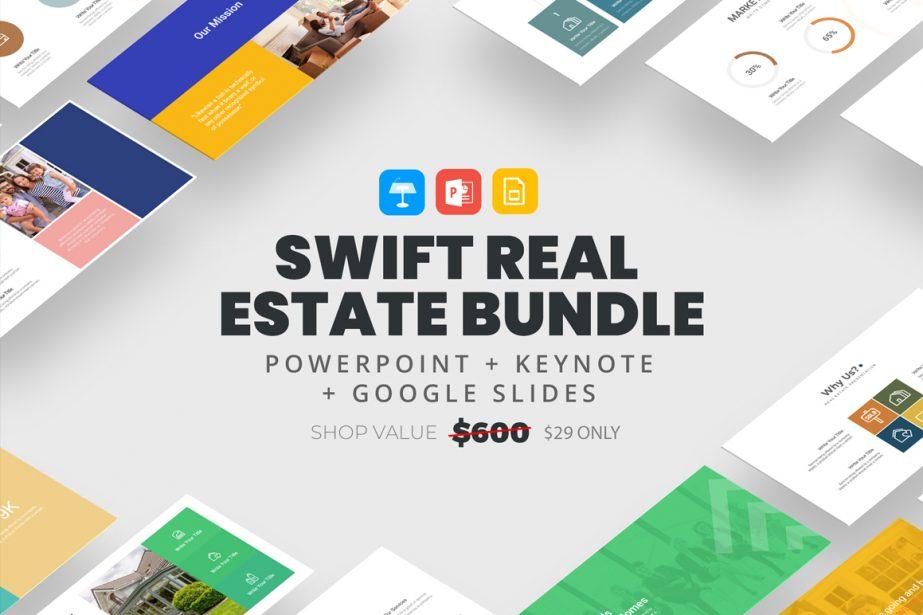 Real Estate Presentation Templates
