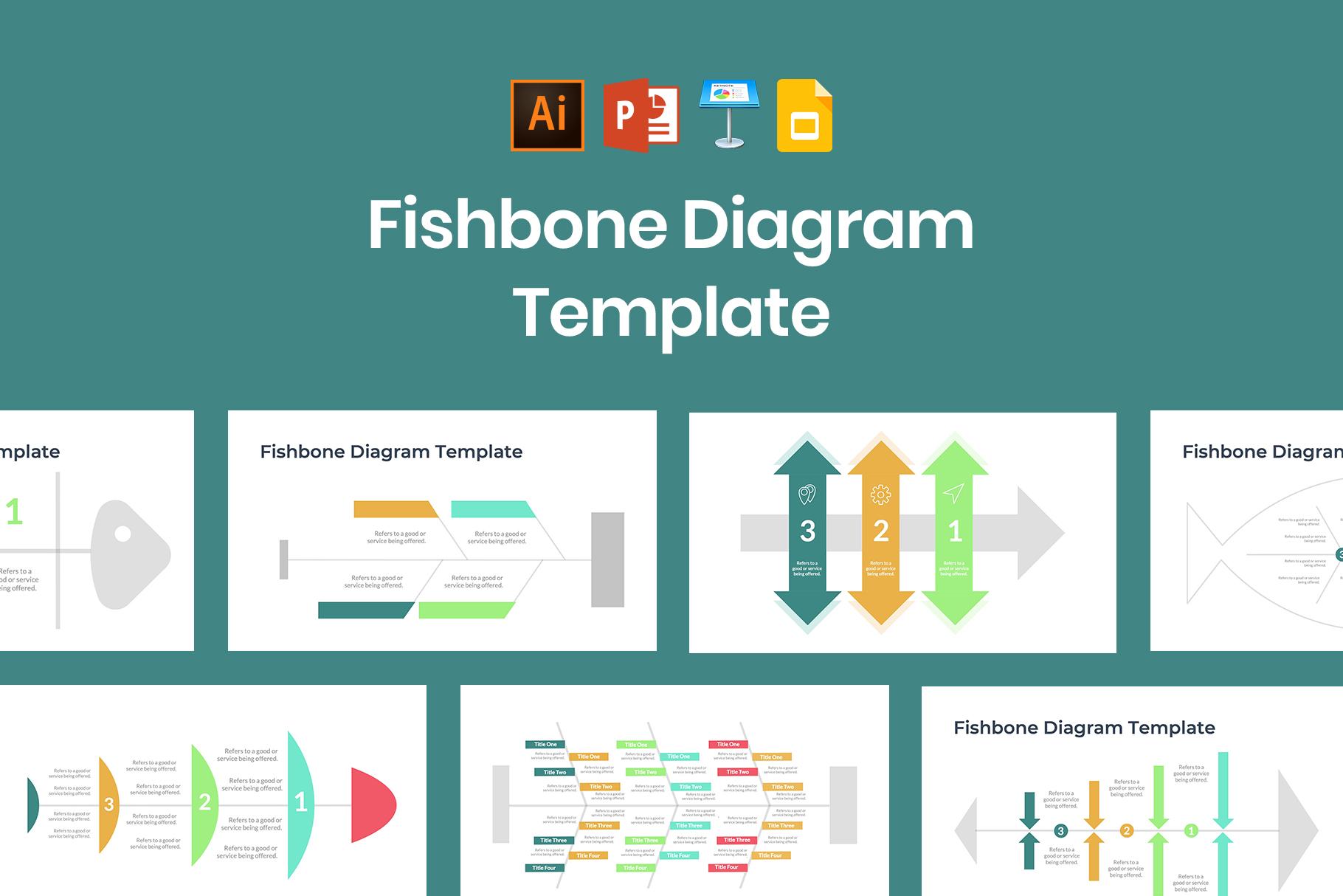 ToBest Fishbone Infographics