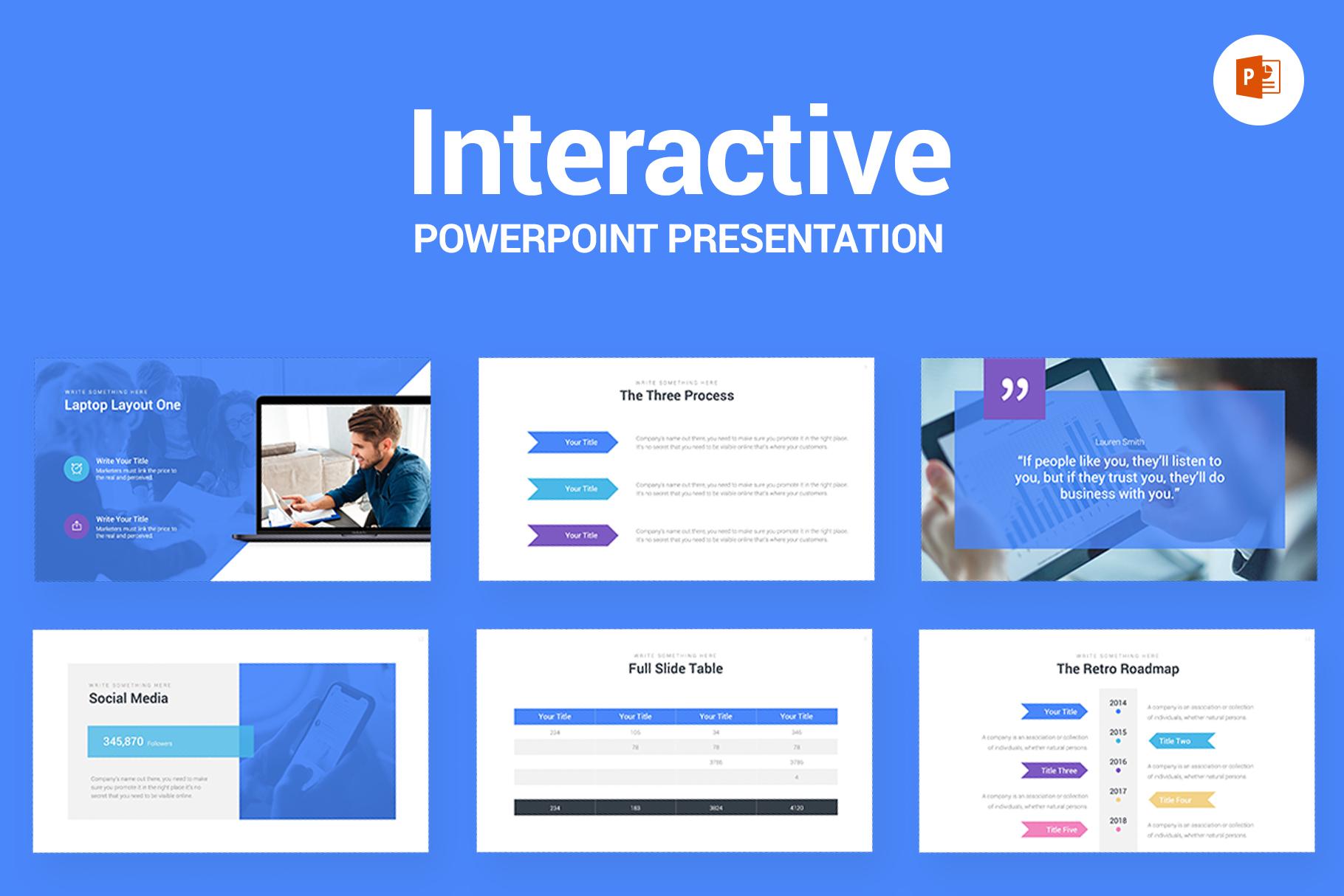 Top Webinar Presentation Templates