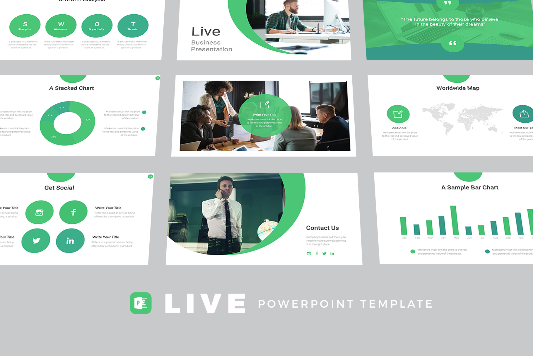 Top Webinar Presentation Templates