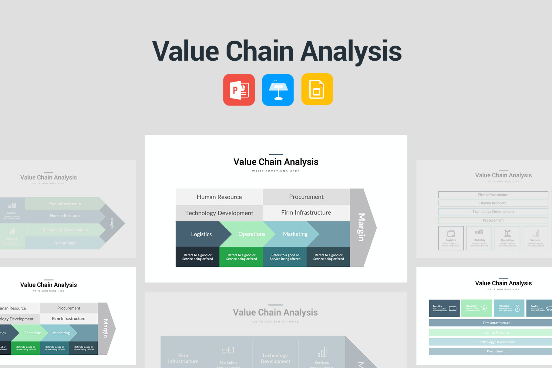 Value Chain Diagrams