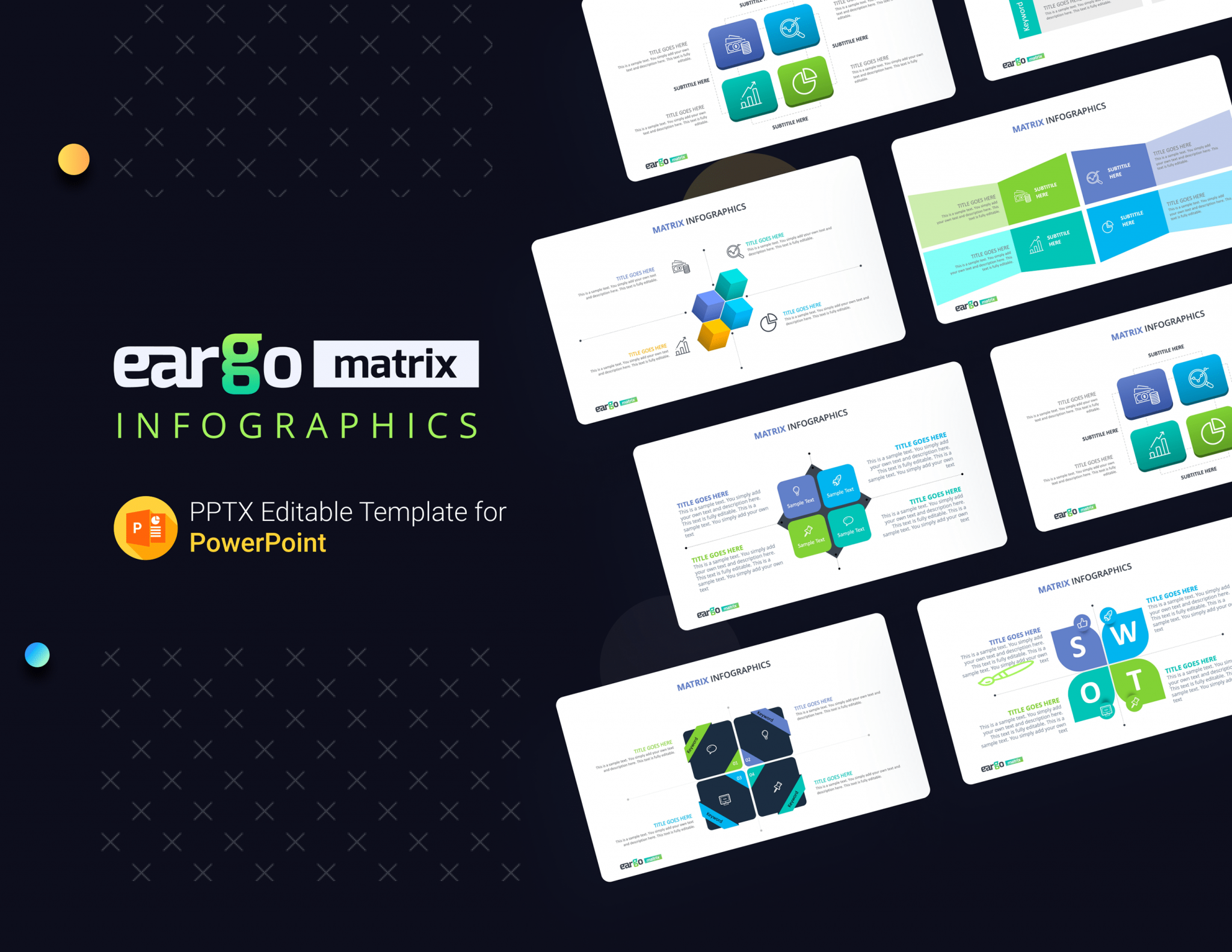 15 Stylish And Modern Infographics For Powerpoint