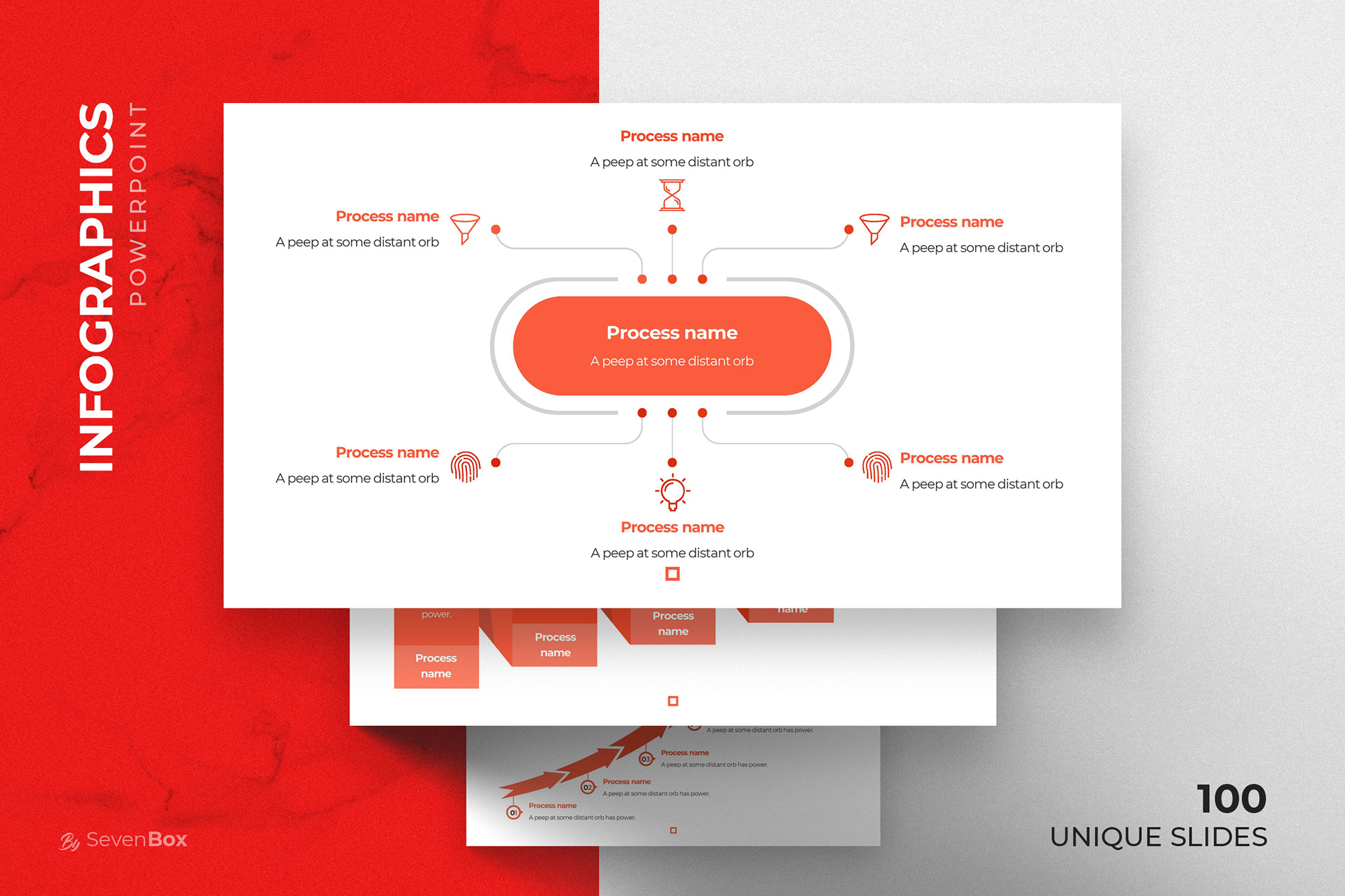 Modern Infographics for PowerPoint