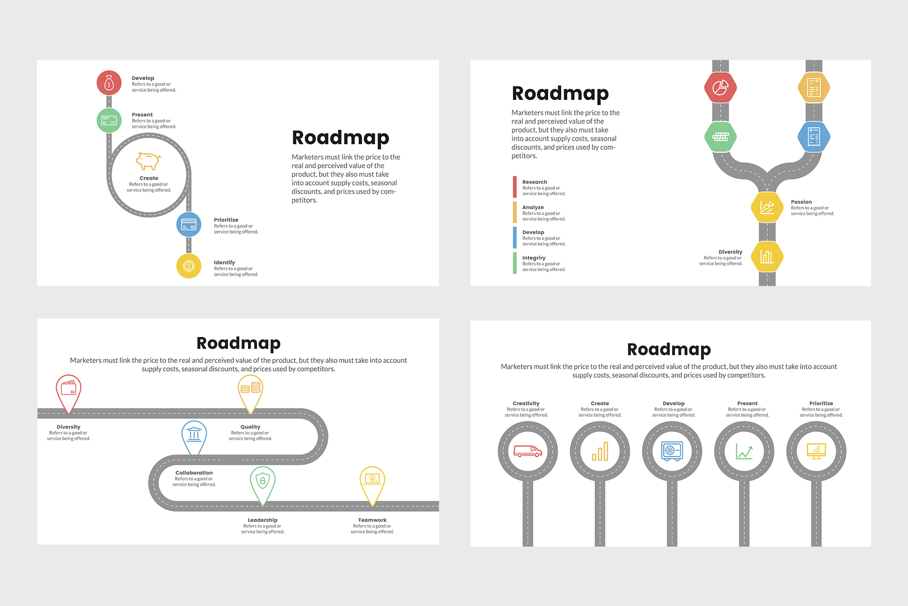 Best Roadmap Infographics of