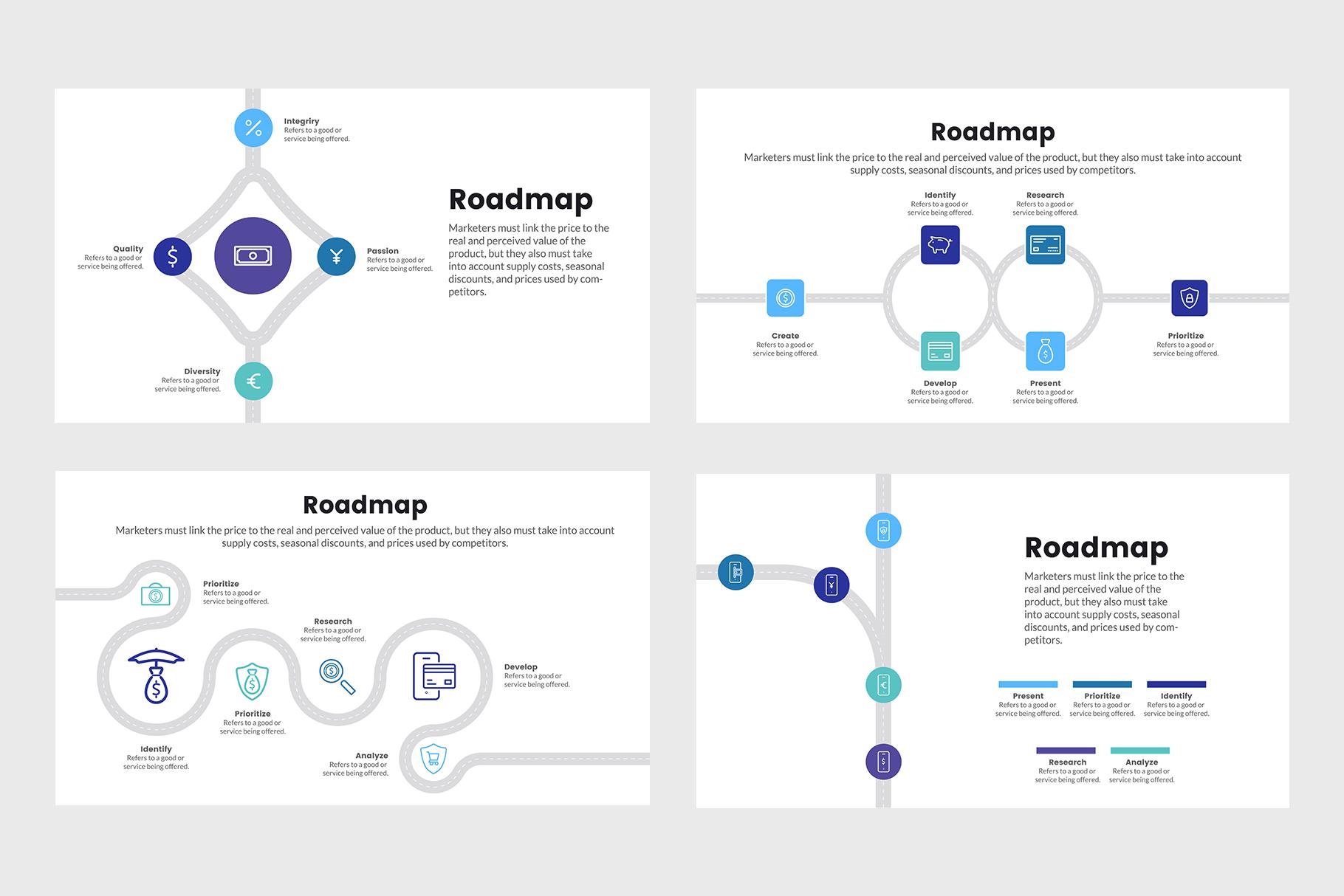 Best Roadmap Infographics of