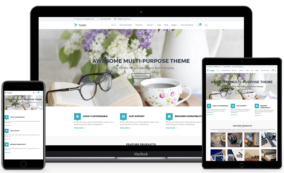 Professional WordPress Themes for