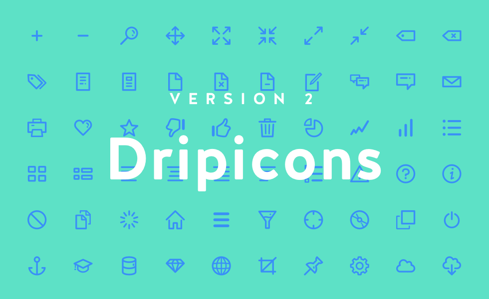 Set of Icons for Photoshop