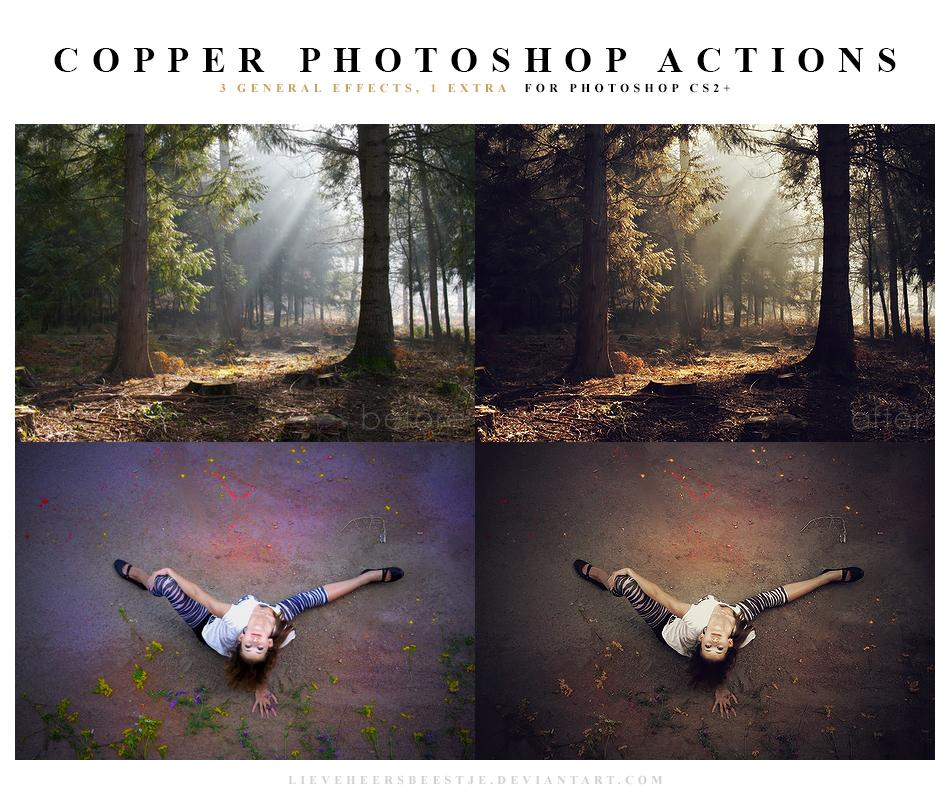 Best Free Photoshop Actions of