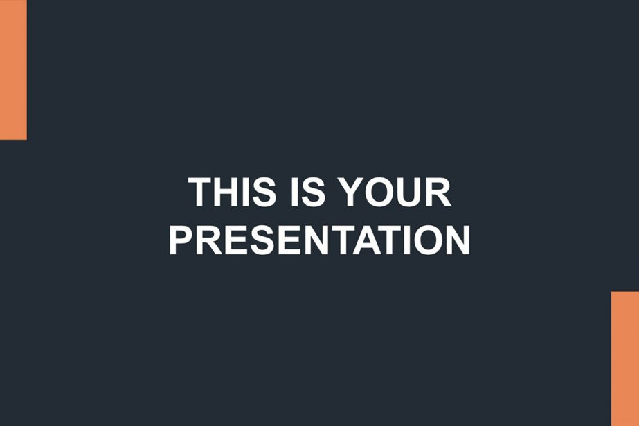 Minimalist PowerPoint Templates of 2020
