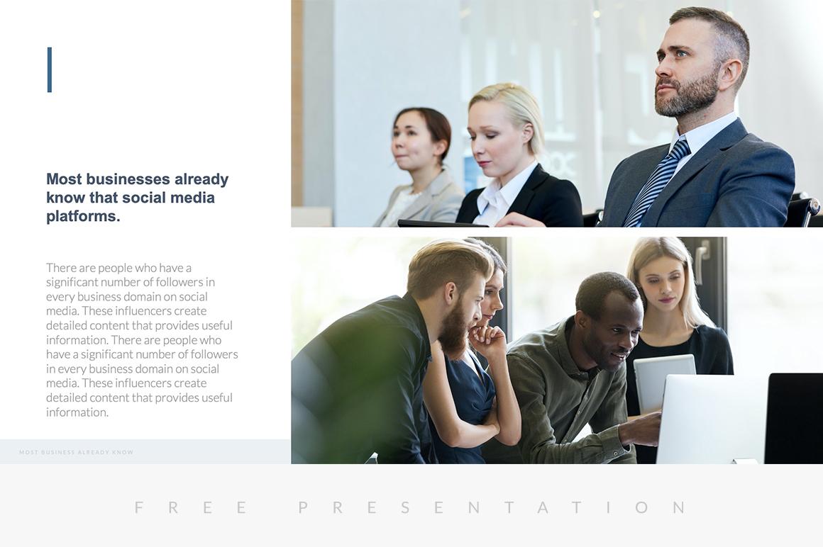 Free Business Presentation