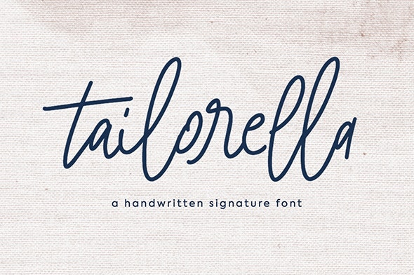 Creative Handwriting Fonts for