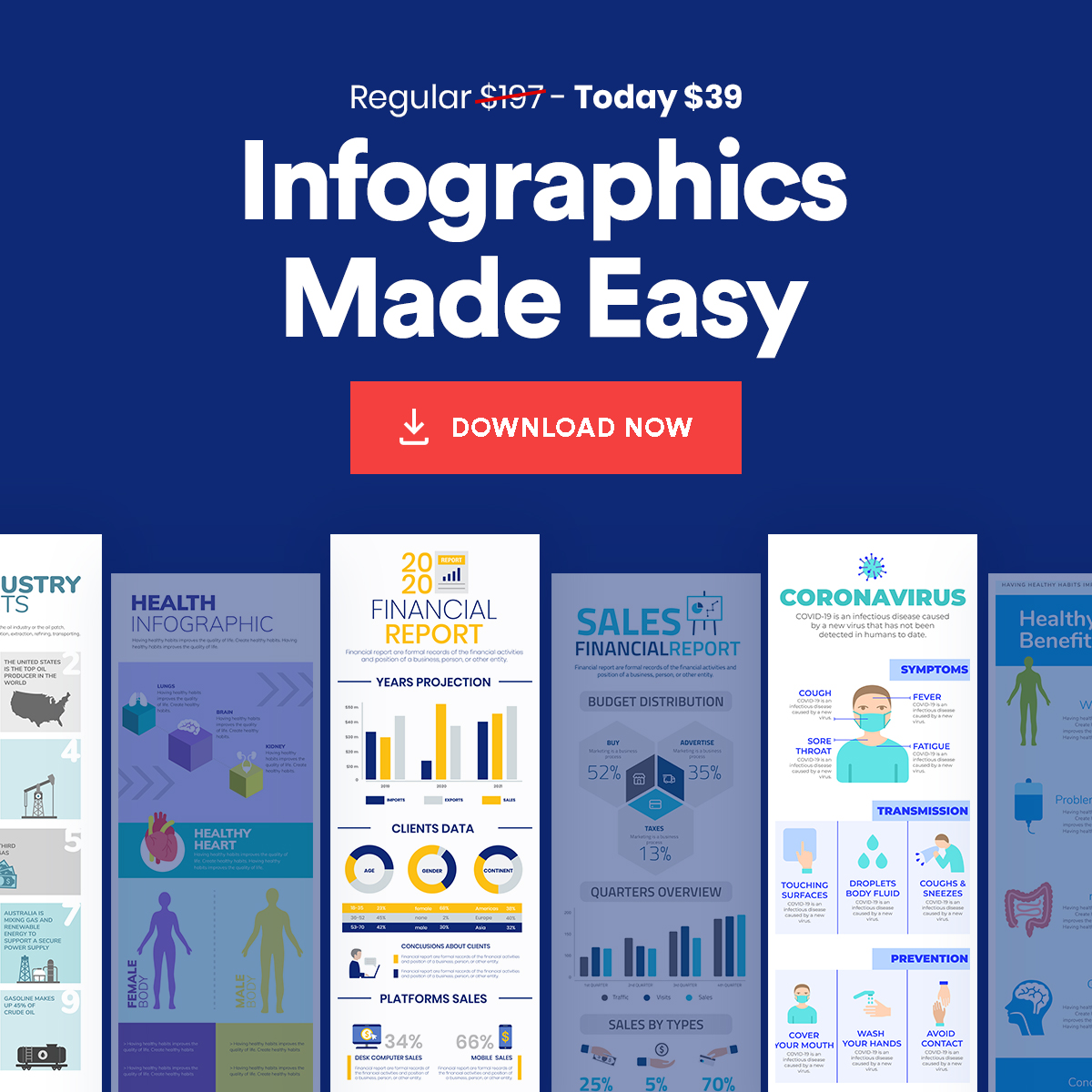 Infographic Templates Maker